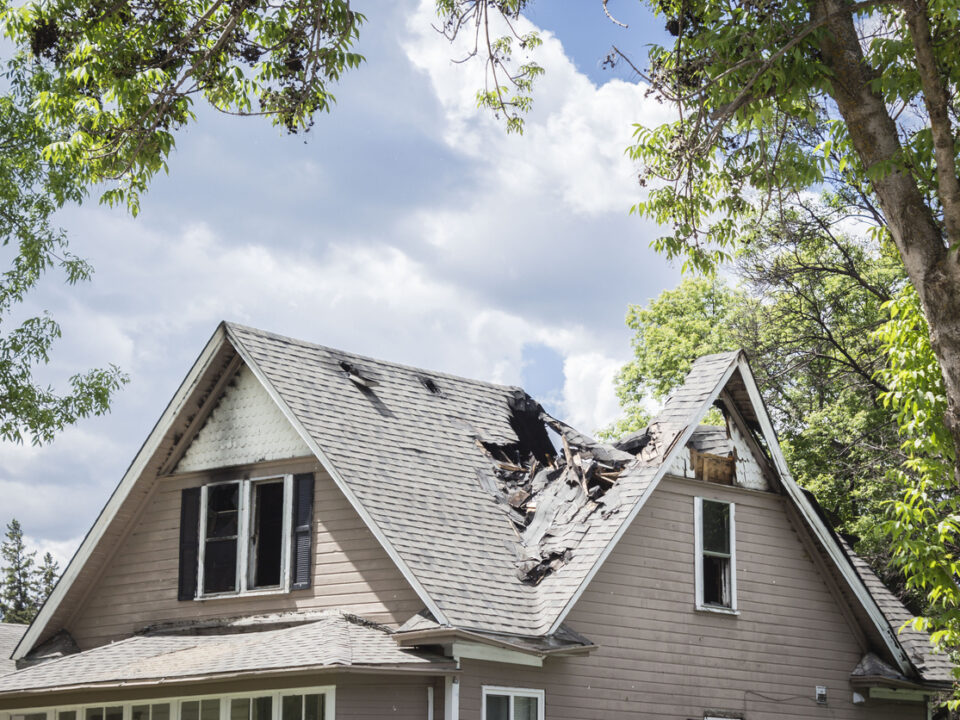 Thinking About Selling a Fire-Damaged Home? Keep This in Mind!